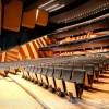 Auditorium de Dijon : Les Intérieurs