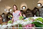 Magali MENU – Une fleuriste passionnée