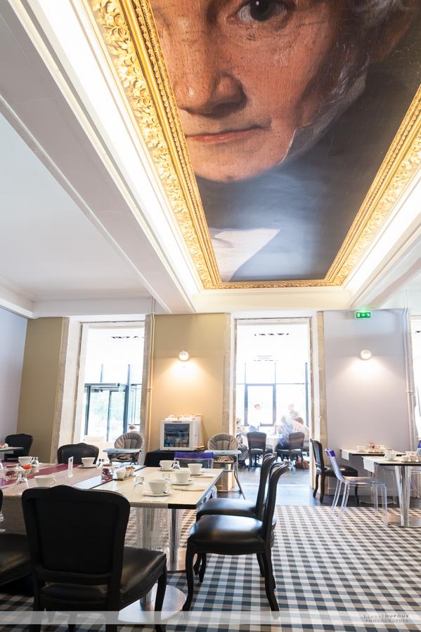 Hôtel Saulon la Rue