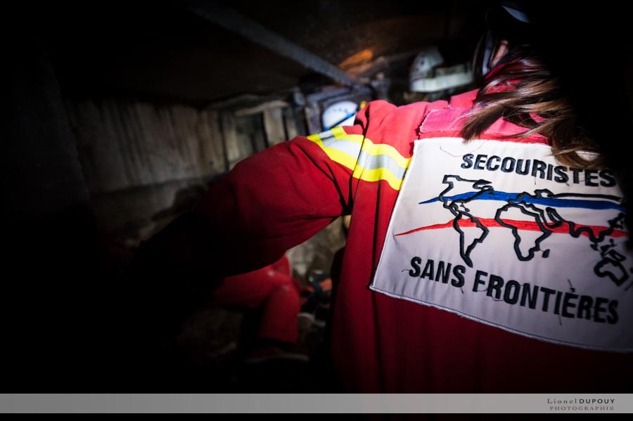 Manoeuvre SSF Seurre